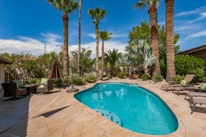 Paradise Cove of Scottsdale Vacation Home Rental Pool