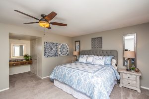 Paradise Cove of Scottsdale Vacation Home Rental Bedroom